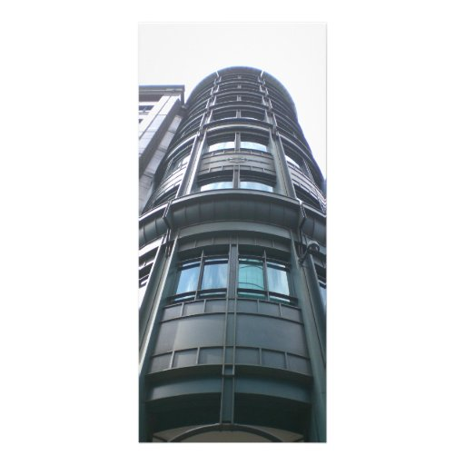 Building in the City of London Rack Cards