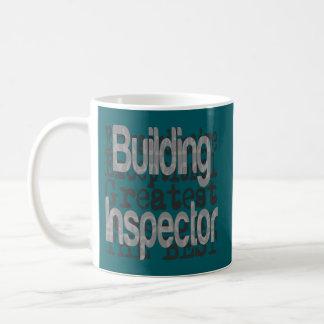Building Inspector Extraordinaire Coffee Mug