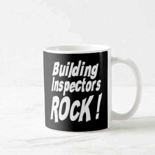Building Inspectors Rock! Mug