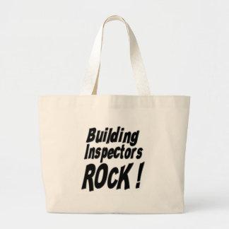 Building Inspectors Rock! Tote Bag