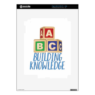Building Knowledge Decal For The iPad 2
