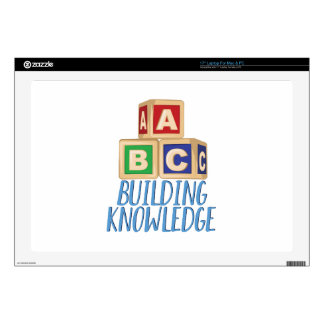 Building Knowledge Decals For Laptops