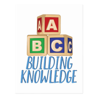 Building Knowledge Postcard