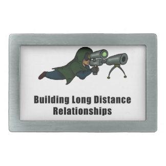 building long distance relationships belt buckle
