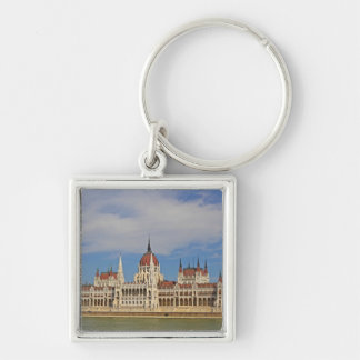 Building od the Budapest parliament, Hungary Keychain