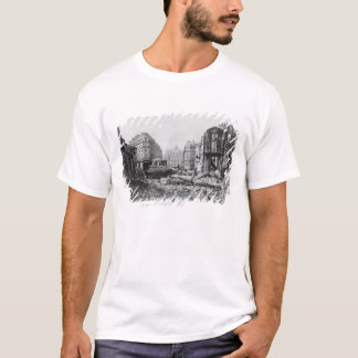 Building of Avenue de l'Opera 2 T-Shirt