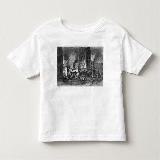 Building of Avenue de l'Opera Toddler T-shirt