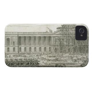 Building of the Main Entrance of the Louvre, Paris Case-Mate iPhone 4 Case