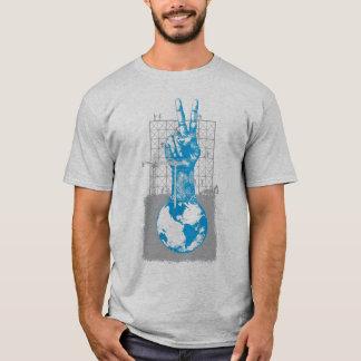 Building Peace Gray T-Shirt
