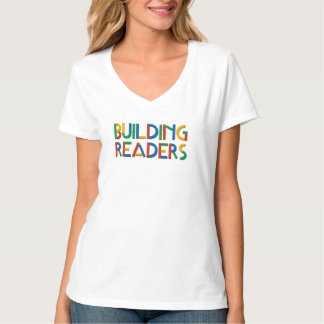 Building Readers LEGGO style T-Shirt