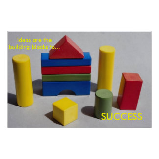Building success by tdgallery poster