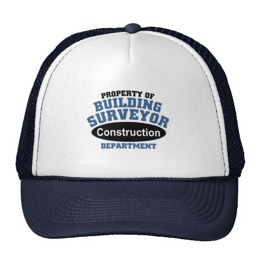 Building surveyor mesh hat
