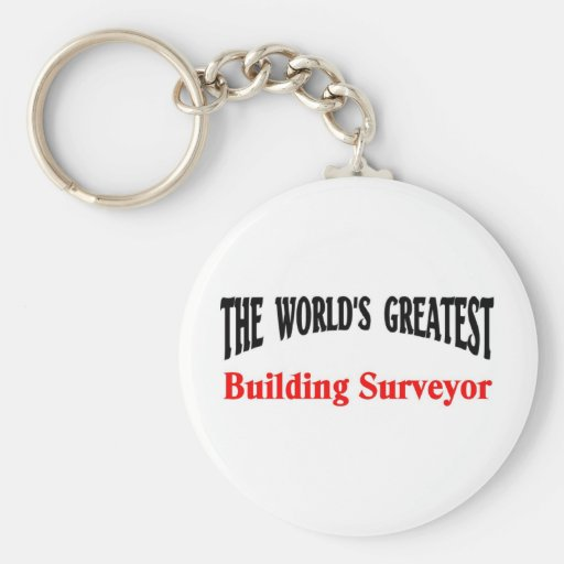 Building surveyor key chains