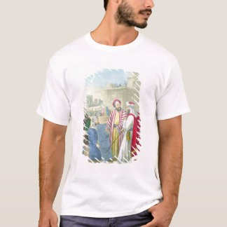 Building the City and the Tower of Babel, from a b T-Shirt