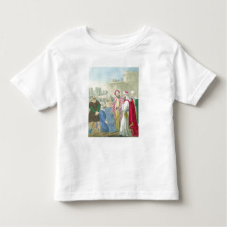 Building the City and the Tower of Babel, from a b Toddler T-shirt