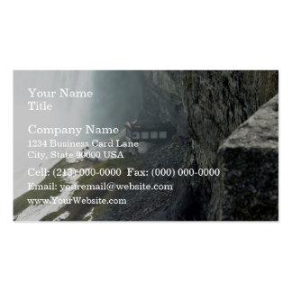 Building Under Niagara Falls Business Cards