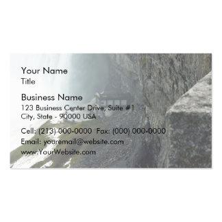 Building Under Niagara Falls Business Card