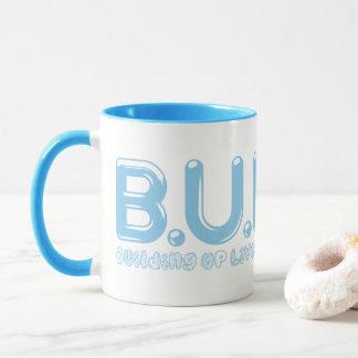 Building Up Lives & Loving Yourself Mug