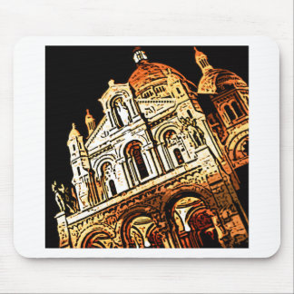 Building View Mouse Pad
