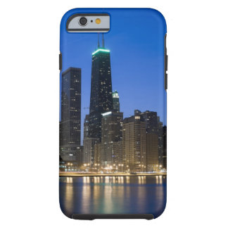 Buildings along the downtown Chicago lakefront 2 Tough iPhone 6 Case