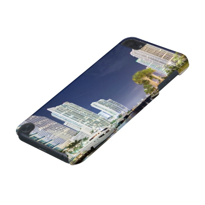 Buildings along the Miami River Riverwalk iPod Touch (5th Generation) Cover
