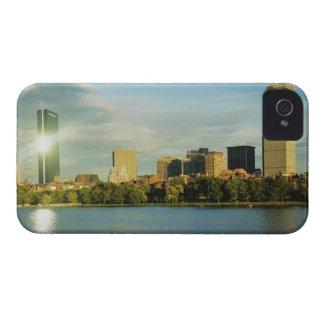 Buildings at sunset, John Hancock Tower, Boston, Case-Mate iPhone 4 Case