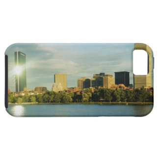 Buildings at sunset, John Hancock Tower, Boston, iPhone 5 Cover