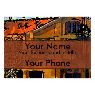 Buildings Business Card Templates