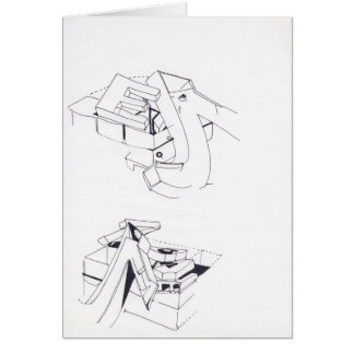 Building's Games E truncated Letter Drawing 10Card Card