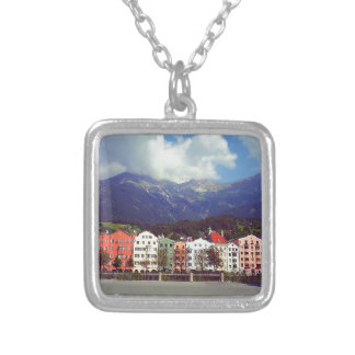 Buildings on a River Custom Jewelry
