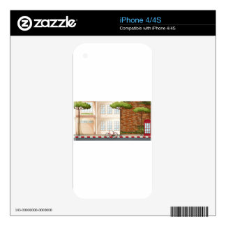 Buildings Skins For The iPhone 4S