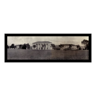 Buildings West Point Photo 1909 Poster