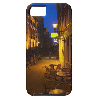 Buildings with 17th or 18th century facade and iPhone SE/5/5s case