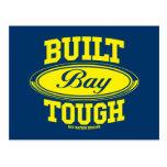 Built Bay Tough Post Card