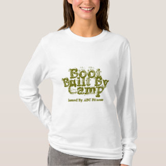 Built By, Boot Camp, Issued By ABC Fitness T-Shirt