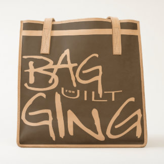 Built for Bagging Tote