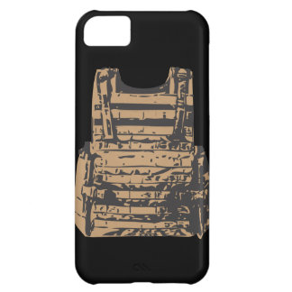 Built in Body Armour Case For iPhone 5C