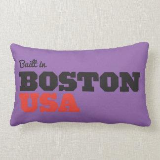 Built in Boston, USA Lumbar Pillow