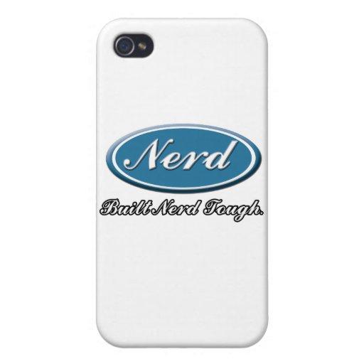 Built Nerd Tough iPhone Case iPhone 4/4S Case