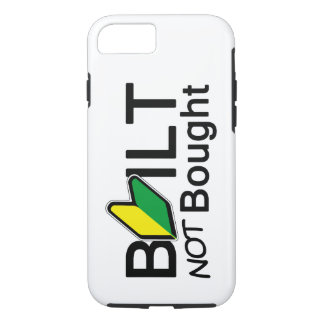 Built, not bought iPhone 7 case