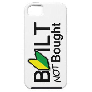 Built, not bought iPhone SE/5/5s case