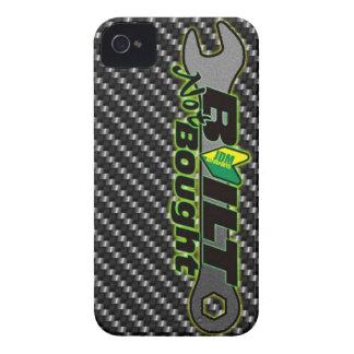 built not bought jdm car shirt tuner import racing iPhone 4 cases