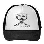 Built Not Bought Mesh Hats