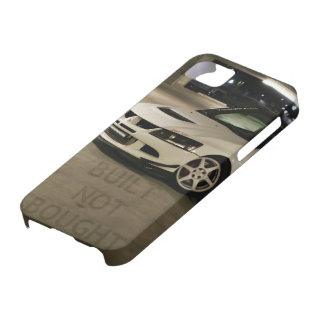 Built Not Bought Phone Case