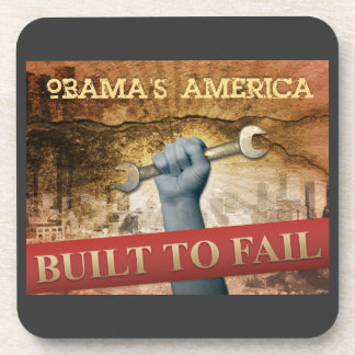 Built To Fail Drink Coaster