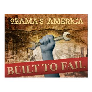 Built To Fail Postcard