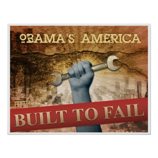 Built To Fail Posters