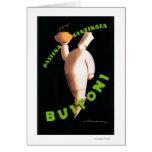 Buitoni Pasta Promotional Poster Card