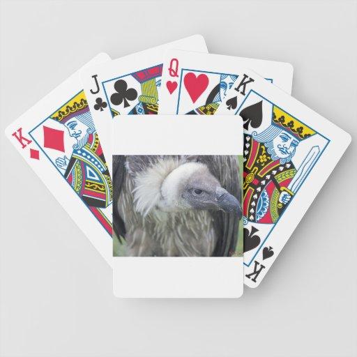 Buitre Baraja Cartas De Poker