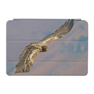 Buitre barbudo juvenil (Gypaetus Barbatus) Cover De iPad Mini